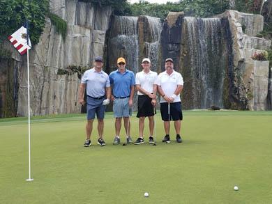 24th Annual L.E.A.F. / Law Enforcement Assistance Foundation Golf Classic