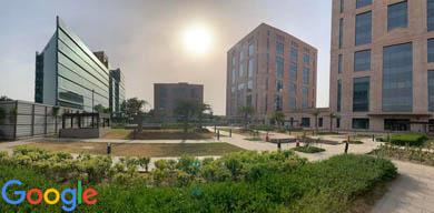 Clean Air for Google India