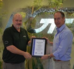 RGF Renews ISO 9001:2015 Certification