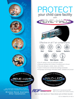Protect your childcare facility flyer