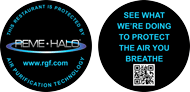 REME HALO Restaurant Awareness Disk