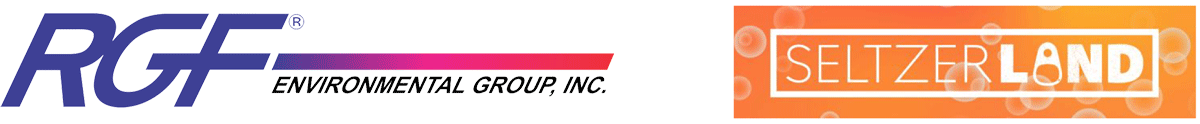 RGF and Seltzerland logos